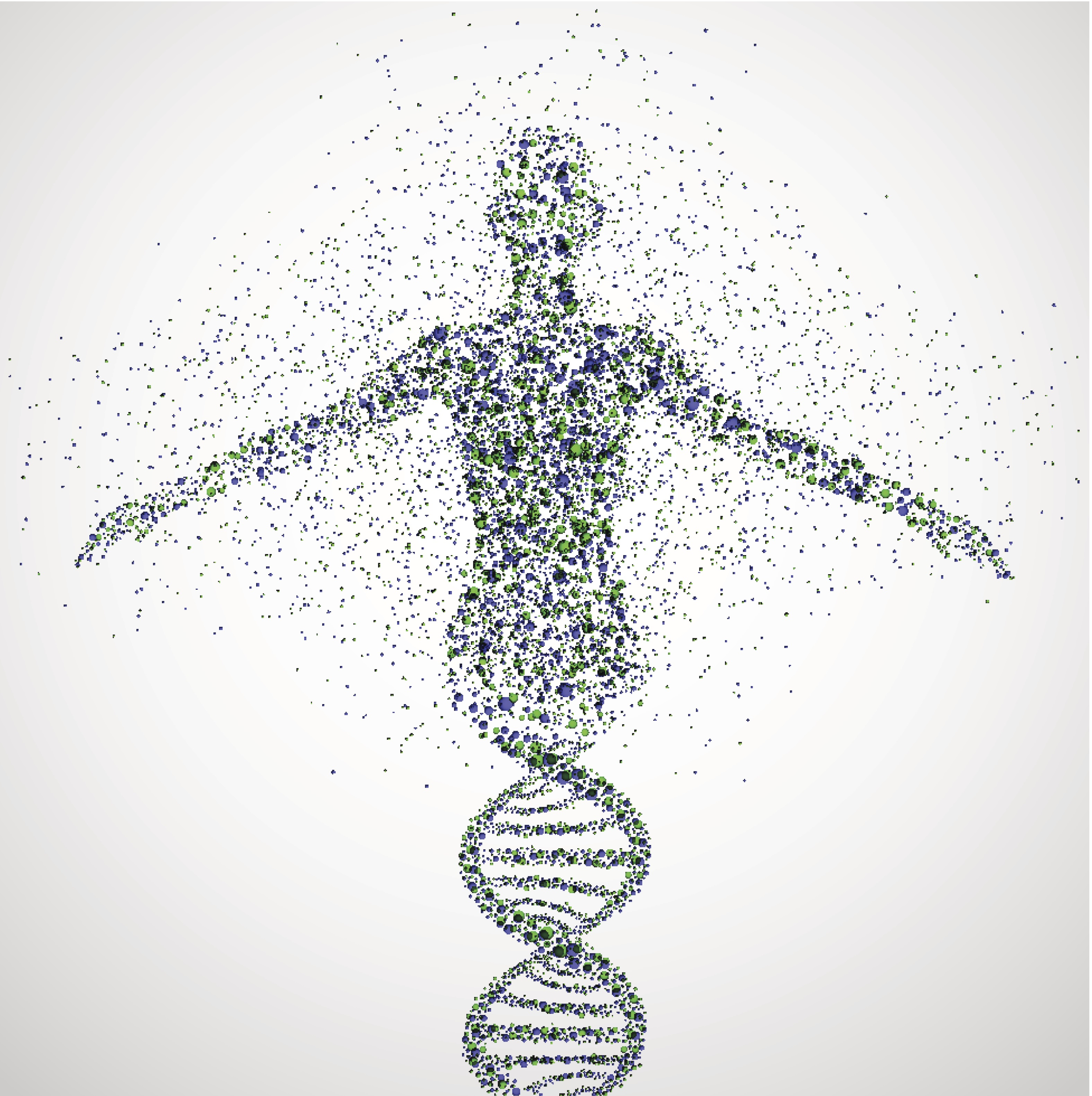 The Human Genome Project is completed. The project, started in 1990, identified all the 20,000 - 25,000 genes in human DNA and determined the sequences of the 3 billion chemical base pairs that make up human DNA.The information gained from the human genome project may lead to revolutionary new ways to diagnose, treat, and prevent thousands of disorders; including cancer.121. US Department of Energy: Office of Science. http://genomics.energy.gov/2. National Institutes of Health; National Human Genome Research Institute. www.genome.gov