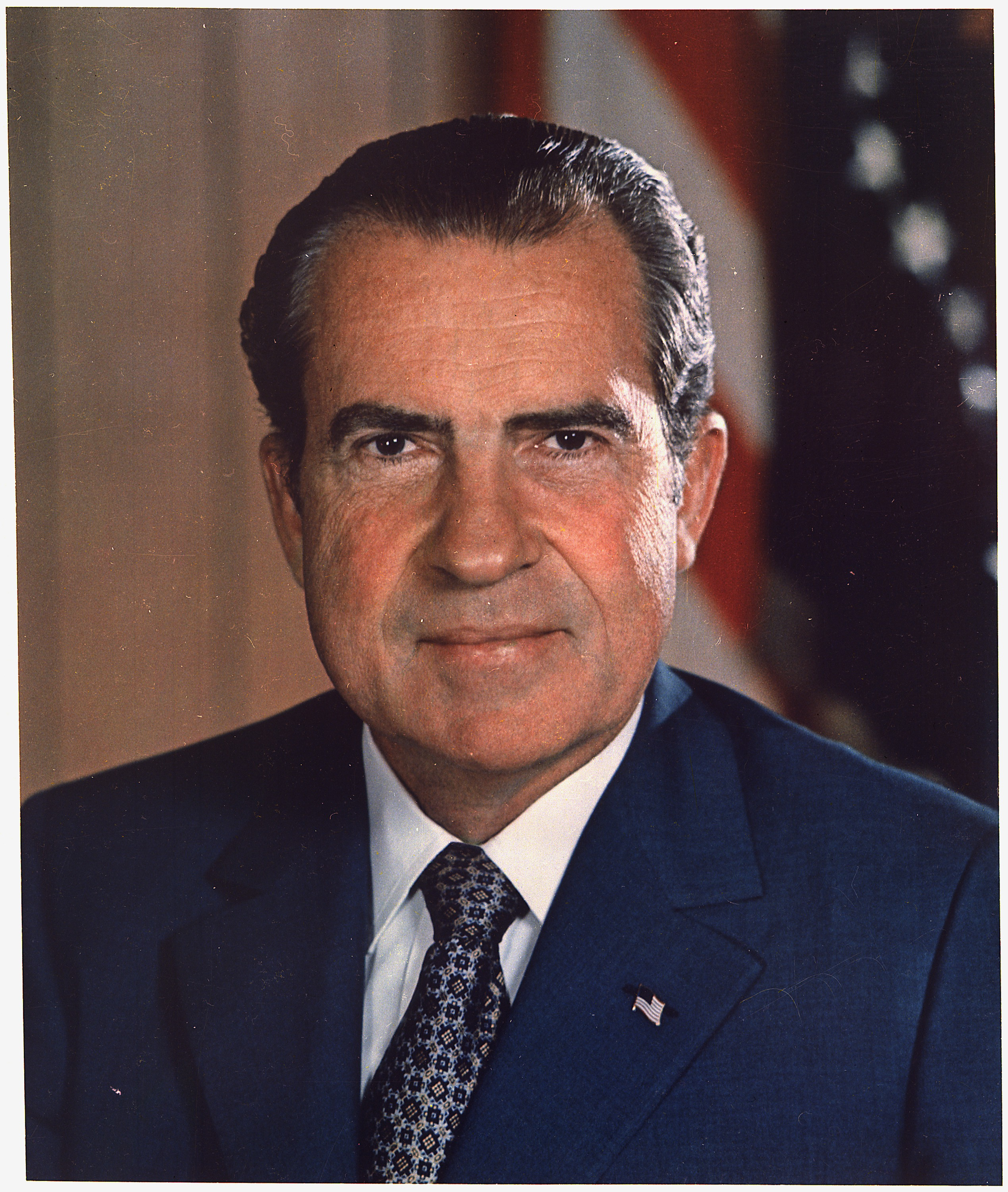 "President Richard Nixon declares War on Cancer by introducing the National Cancer Act. He says the following during his 1971 State of the Union.""I will also ask for an appropriation of an extra $100 million to launch an intensive campaign to find a cure for cancer, and I will ask later for whatever additional funds can effectively be used. The time has come in America when the same kind of concentrated effort that split the atom and took man to the moon should be turned toward conquering this dread disease. Let us make a total national commitment to achieve this goal.""121. Rettig, Richard. Cancer Crusade: The Story of the National Cancer Act of 1971. iUniverse, 20052. National Cancer Institute. The National Cancer Act of 1971. www.cancer.gov/aboutnci/national-cancer-act-1971/allpages"