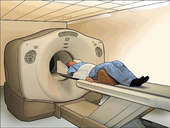 pet scan equipment