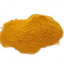 a pile of turmeric (source of curcumin)